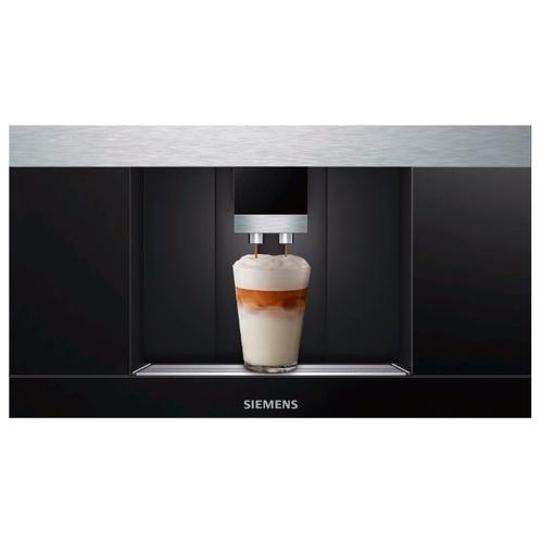 Кофемашина Siemens CT636LES1/CT636LEW1