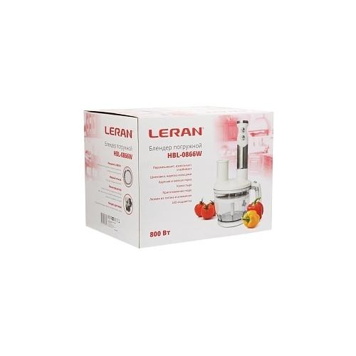 Погружной блендер Leran HBL-0866W