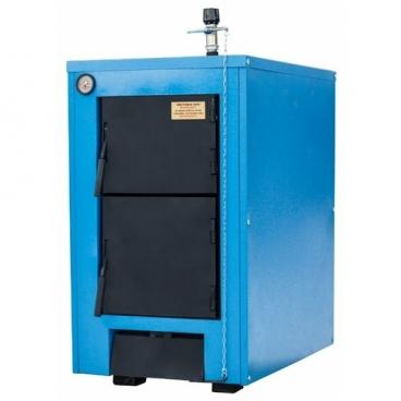 Твердотопливный котел Гейзер ПК-10 10 кВт одноконтурный