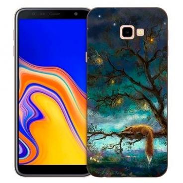Чехол Gosso 731357 для Samsung Galaxy J4+ (2018)