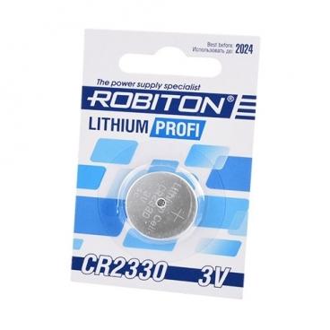 Батарейка ROBITON Lithium Profi CR2330