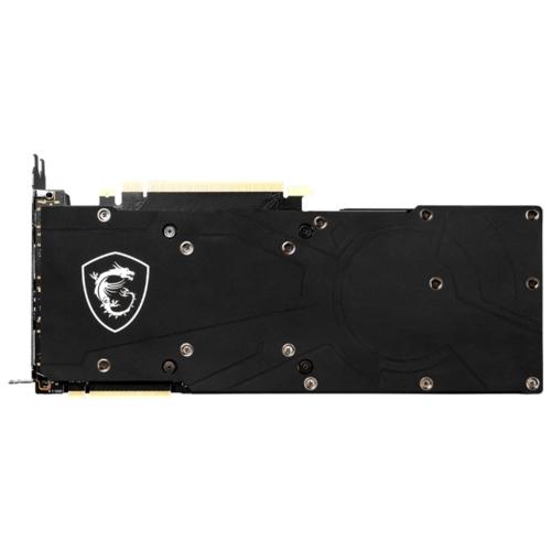 Видеокарта MSI GeForce RTX 2080 1515MHz PCI-E 3.0 8192MB 14000MHz 256 bit HDMI HDCP AERO