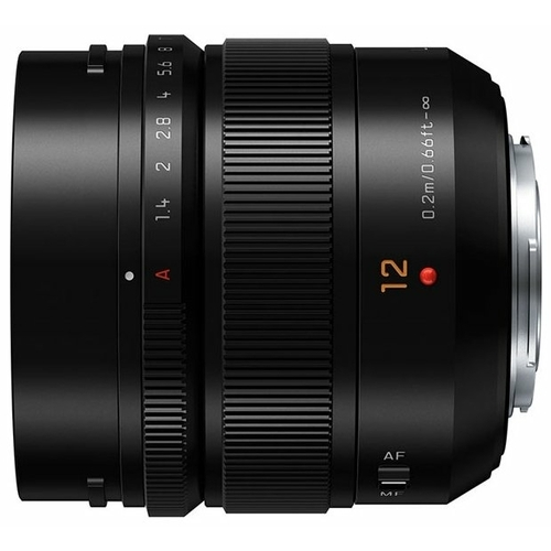 Объектив Panasonic Summilux 12mm f/1.4 Asph DG