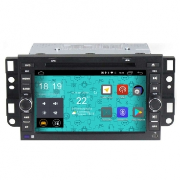 Автомагнитола Parafar 4G/LTE DVD Chevrolet Aveo 2004-2011, Epica 2006+, Captiva 2006-2012 Android 7.1.1 (PF020D)