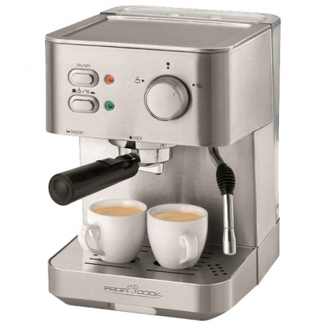 Кофеварка рожковая ProfiCook PC-ES 1109
