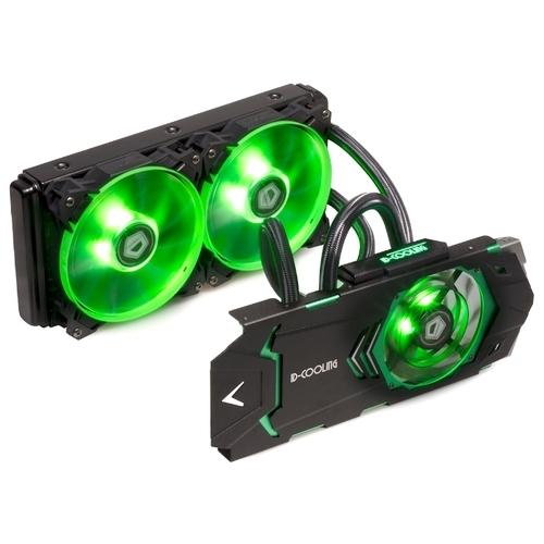 Система охлаждения для видеокарты ID-COOLING ICEKIMO 240VGA