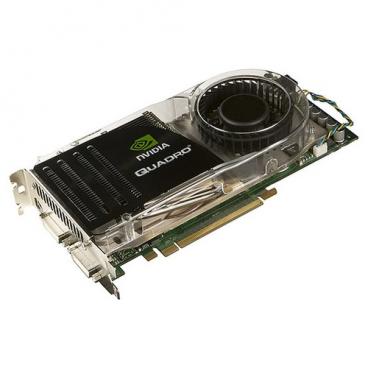 Видеокарта PNY Quadro FX 4600 580Mhz PCI-E 768Mb 1800Mhz 384 bit 2xDVI