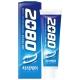 Зубная паста Dental Clinic 2080 Advance Blue защита от образования зубного камня