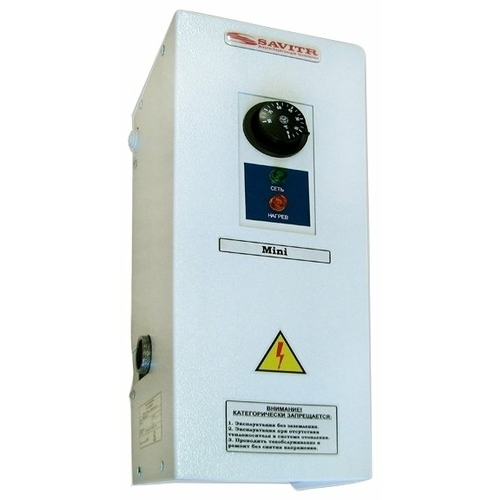 Электрический котел Savitr Mini Plus 5 5 кВт одноконтурный