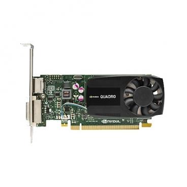 Видеокарта HP Quadro K620 PCI-E 2.0 2048Mb 128 bit DVI