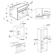 Электрический духовой шкаф Hotpoint-Ariston FI4 851 SH BL