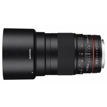 Объектив Samyang 135mm f/2 ED UMC Canon EF