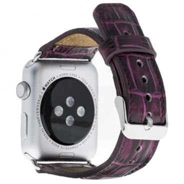 Bouletta Кожаный ремешок для Apple Watch 38/40 мм (YK02)