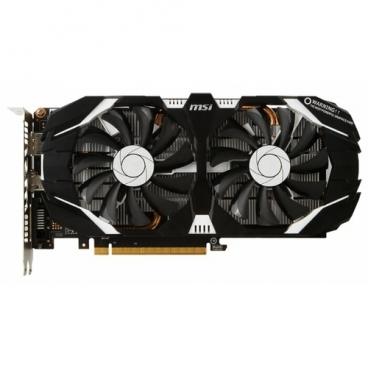Видеокарта MSI GeForce GTX 1060 1544MHz PCI-E 3.0 6144MB 8008MHz 192 bit DVI HDMI HDCP OC V1