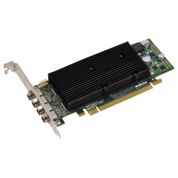Видеокарта Matrox M9148 PCI-E 1024Mb 128 bit Low Profile