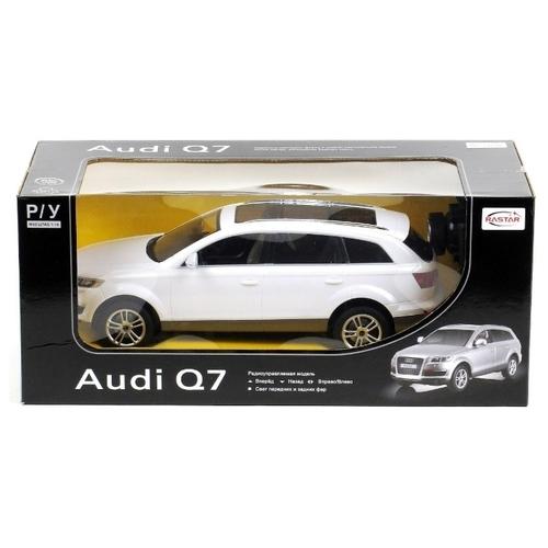 Легковой автомобиль Rastar Audi Q7 (27400) 1:14