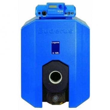 Комбинированный котел Buderus Logano G125 WS-25 25 кВт одноконтурный