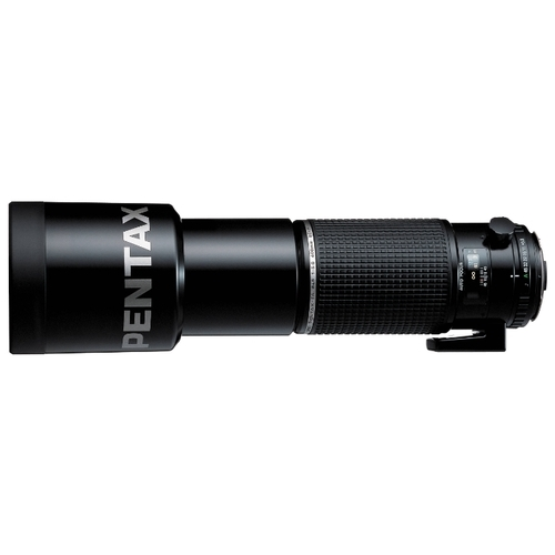 Объектив Pentax SMC FA 645 400mm f/5.6 ED (IF)