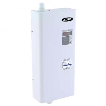 Электрический котел ZOTA 9 Lux 9 кВт одноконтурный