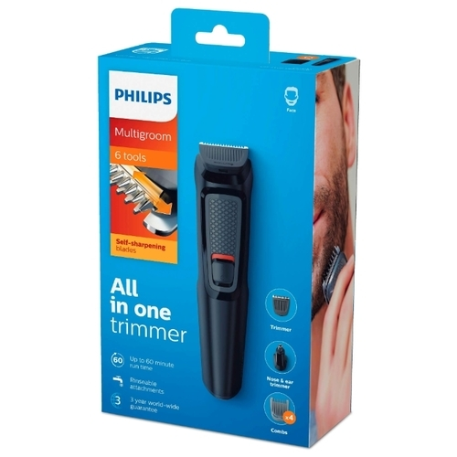 Набор для стрижки Philips MG3710 Series 3000