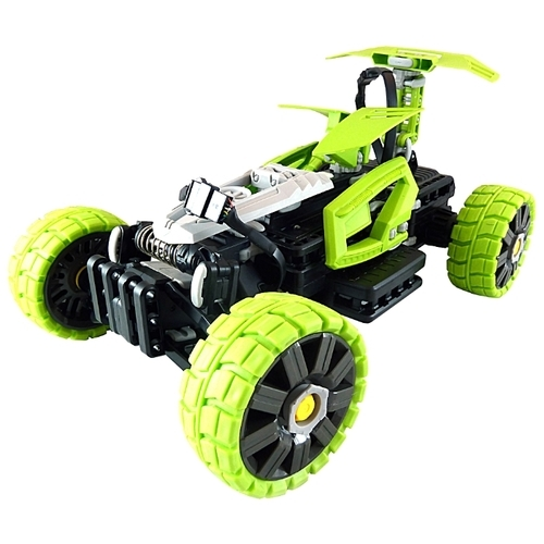 Электромеханический конструктор Sdl Racers 2012A-1 Outdoor challenger