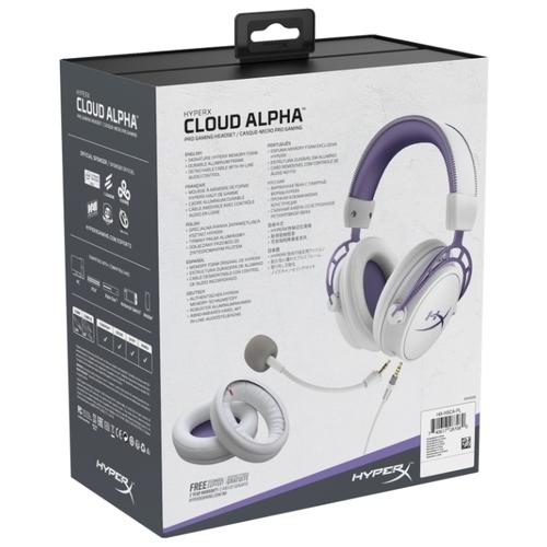 Компьютерная гарнитура HyperX Cloud Alpha