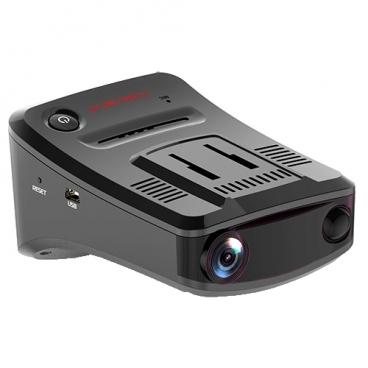 Видеорегистратор с радар-детектором SHO-ME Combo №5 А7, GPS