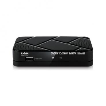 TV-тюнер BBK SMP023HDT2/BL