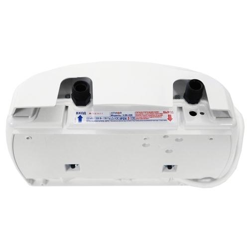 Проточный электрический водонагреватель Atmor Classic 501 3.5 душ кран