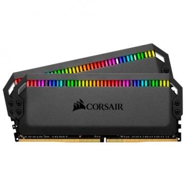 Оперативная память 8 ГБ 2 шт. Corsair CMT16GX4M2C3600C18