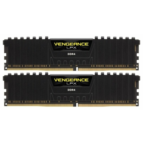 Оперативная память 8 ГБ 2 шт. Corsair CMK16GX4M2A2666C16