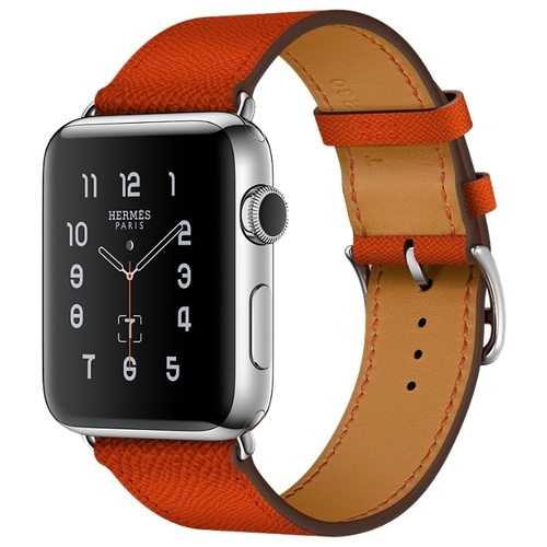 Часы Apple Watch Hermès Series 2 42mm with Simple Tour