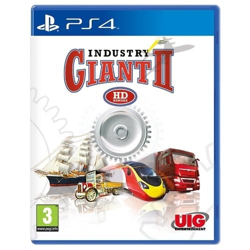 Industry Giant II: HD Remake