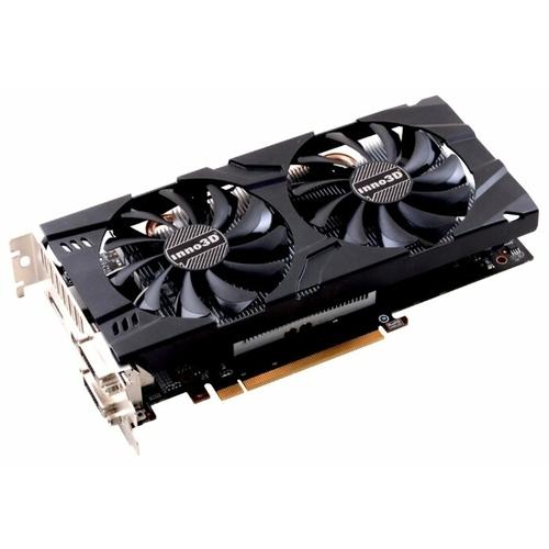 Видеокарта INNO3D GeForce GTX 1060 1506Mhz PCI-E 3.0 3072Mb 8000Mhz 192 bit 2xDVI HDMI HDCP X2