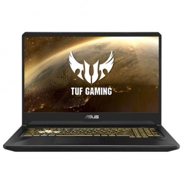 "Ноутбук ASUS TUF Gaming FX705DU-H7113 (AMD Ryzen 7 3750H 2300 MHz/17.3""/1920x1080/16GB/512GB SSD/DVD нет/NVIDIA GeForce GTX 1660 Ti 6GB/Wi-Fi/Bluetooth/Без ОС)"