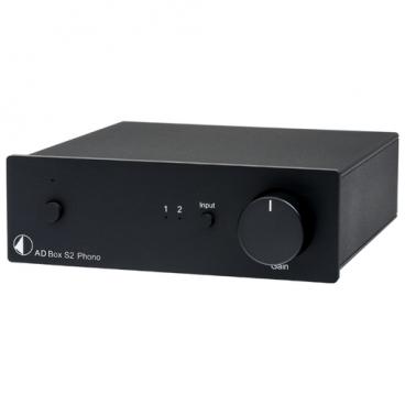 Фонокорректор Pro-Ject AD Box S2 Phono