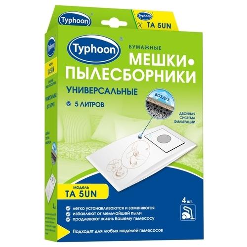 Тайфун Бумажные мешки-пылесборники TA 5UN