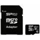 Карта памяти Silicon Power ELITE microSDHC 32GB UHS Class 1 Class 10 + SD adapter