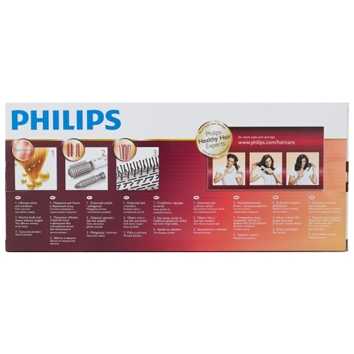 Фен-щетка Philips HP8664 Volumebrush