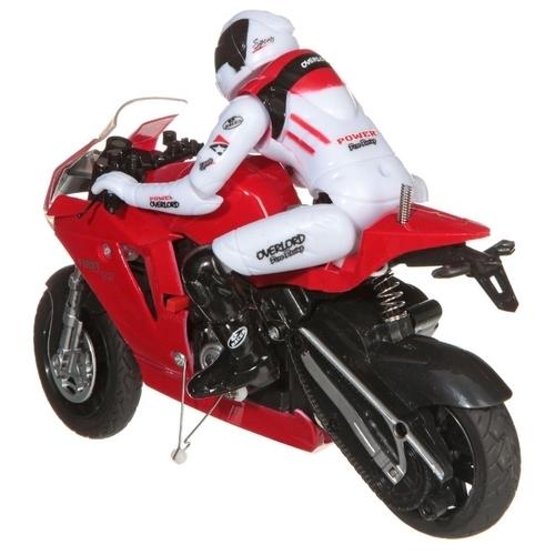 Мотоцикл Zhorya Мотогонка (ZYC-0630-B4/B5) 18 см