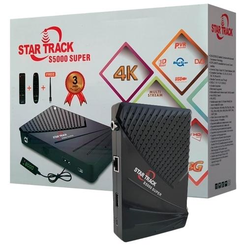 Спутниковый ресивер StarTrack S5000 Super