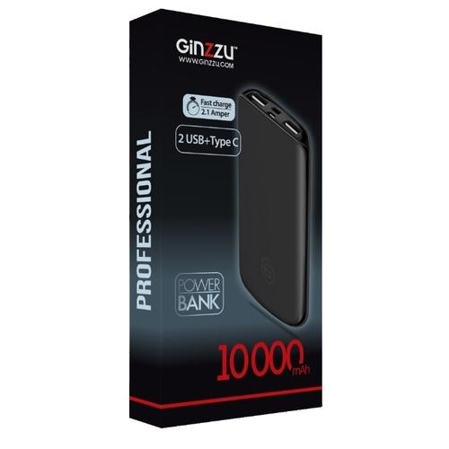 Аккумулятор Ginzzu GB-3912, 10000 mAh