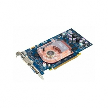 Видеокарта ASUS GeForce 6800 XT 350Mhz PCI-E 256Mb 600Mhz 256 bit DVI TV YPrPb