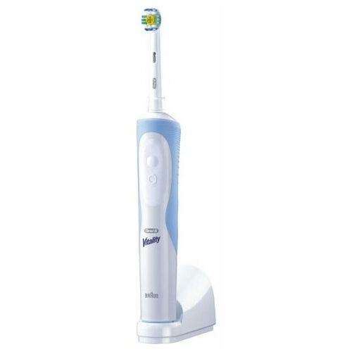 Электрическая зубная щетка Oral-B Vitality 3D White Luxe