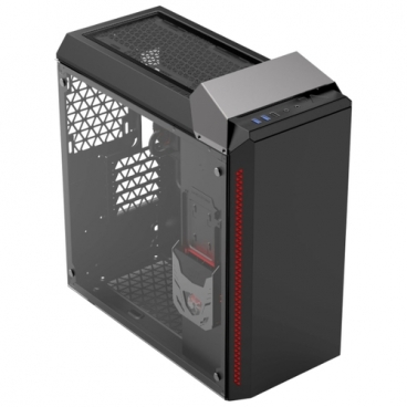 Компьютерный корпус Deepcool Baronkase Liquid Black