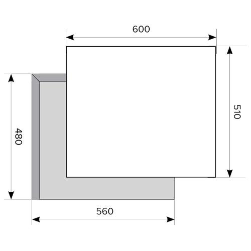 Варочная панель LEX GVG 642 WH