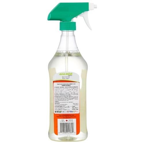 Средство для очистки духовок и гриля Eco mist