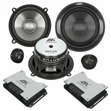 Автомобильная акустика ESX QE5.2C