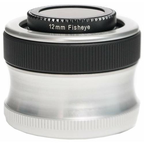 "Объектив Lensbaby Scout with Fisheye Nikon F"""