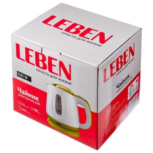 Чайник Leben 291-012